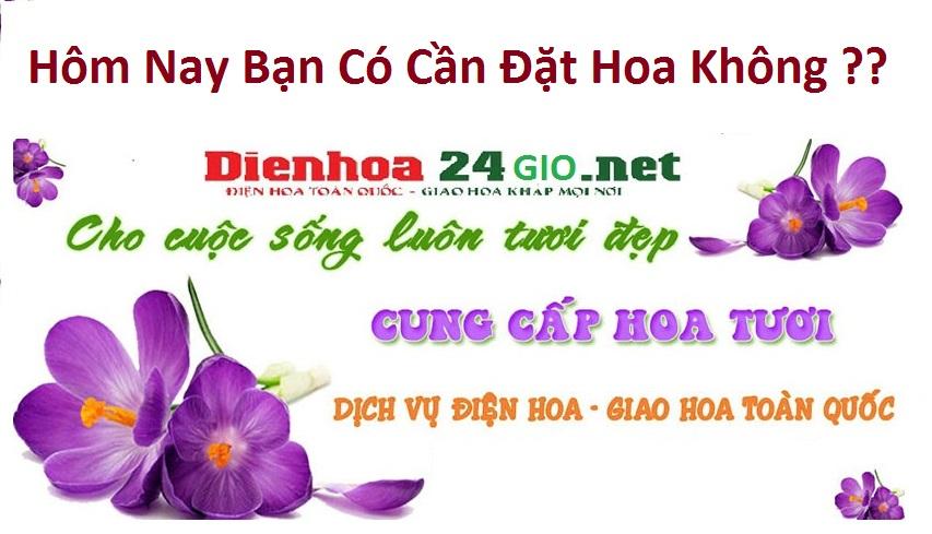 SHOP HOA TƯƠI THỦ KHOA HUÂN