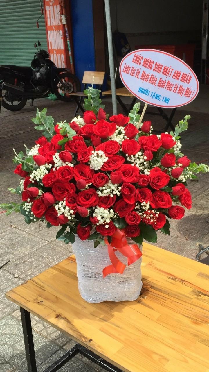 Tiệm hoa tươi Hàm Thuận Bắc