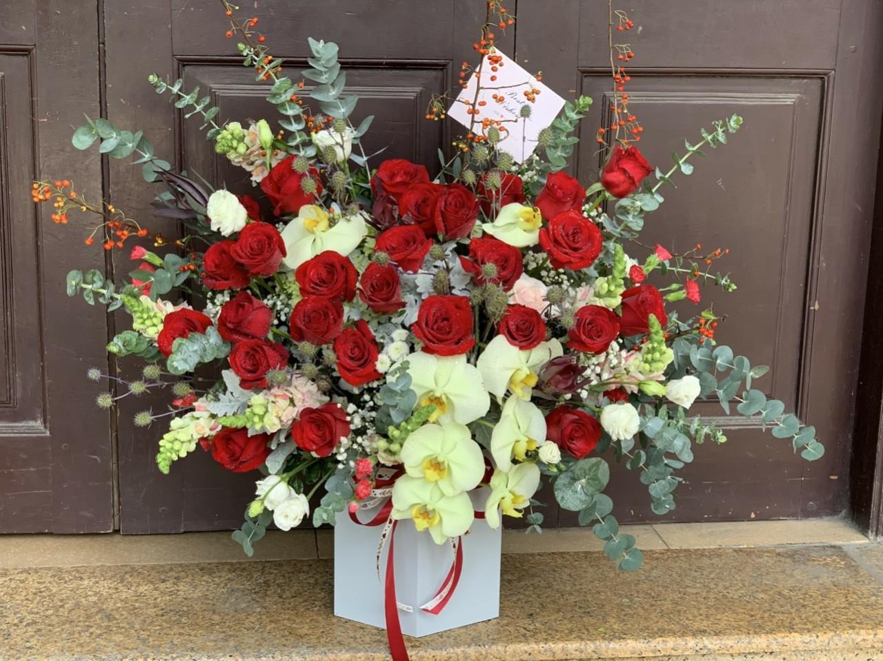 Shop hoa tươi thị trấn Bắc Bình